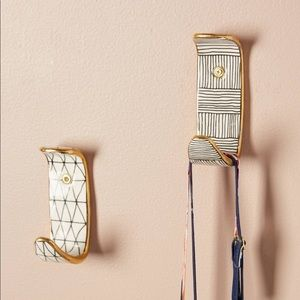 ISO Anthropologie ceramic wall hooks